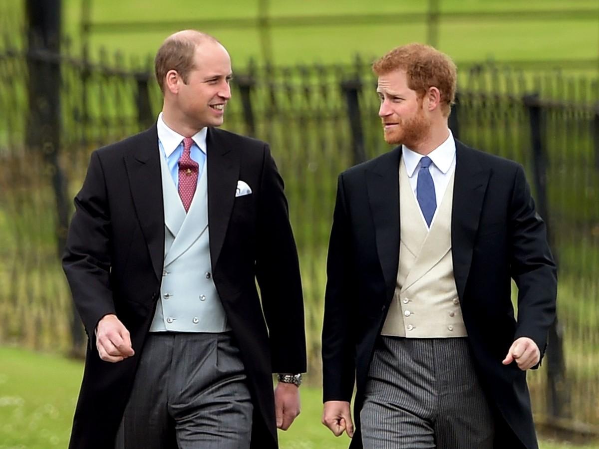 William y Harry se reúnen para develar estatua de Diana