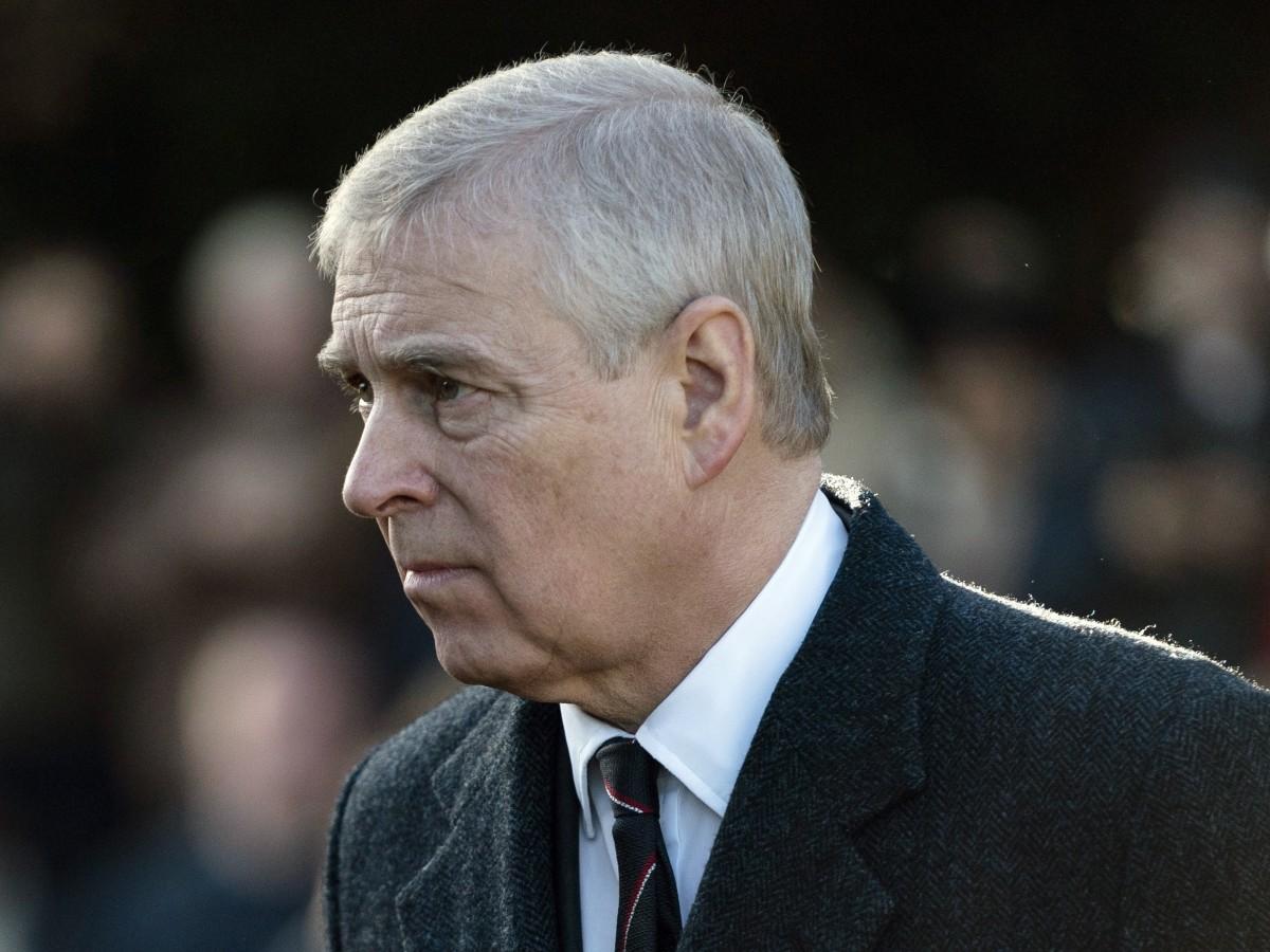 El príncipe Andrew busca poner fin a las acusaciones de abuso sexual