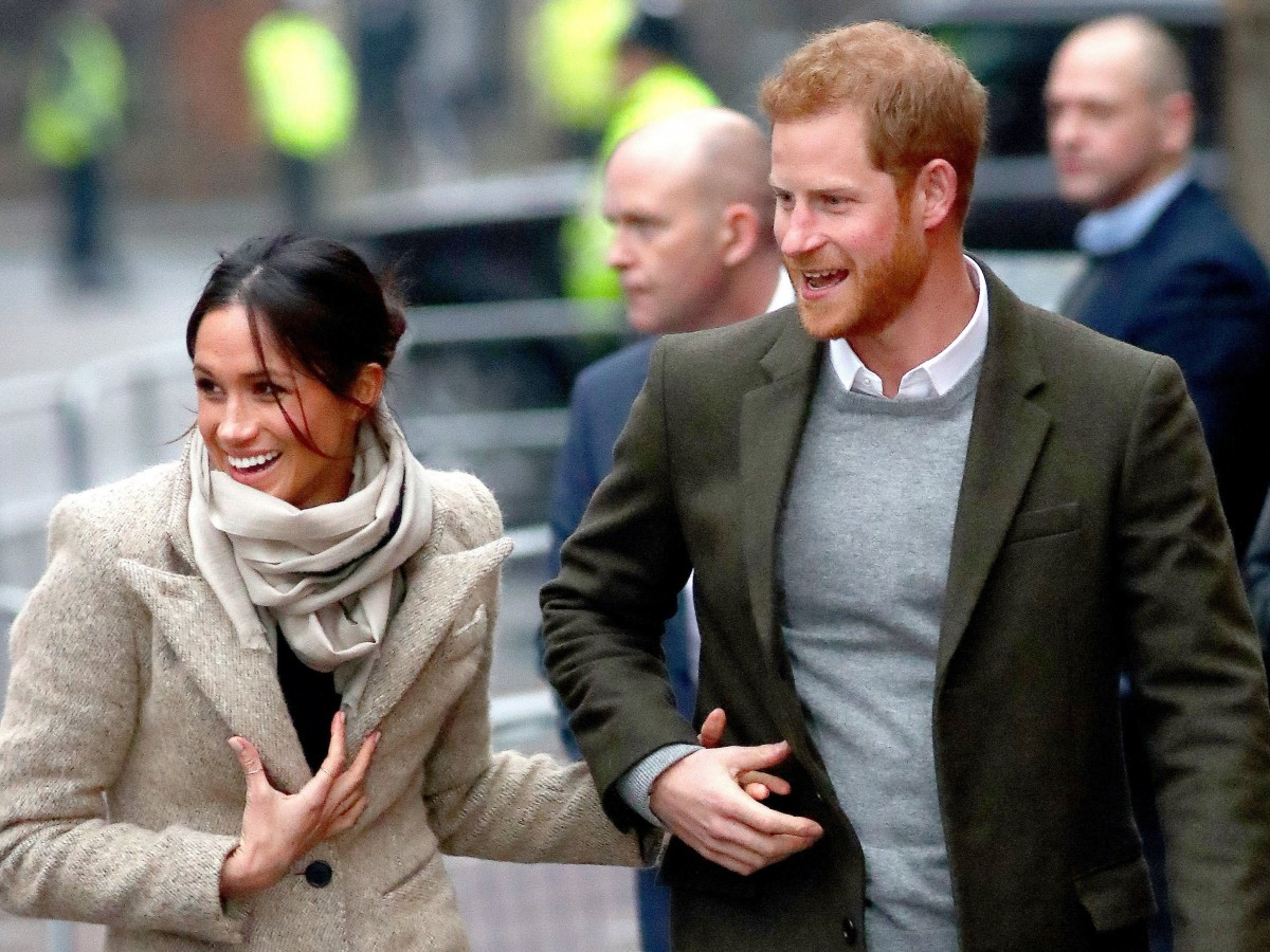 Los canadienses no quieren pagar por la residencia de Harry y Meghan