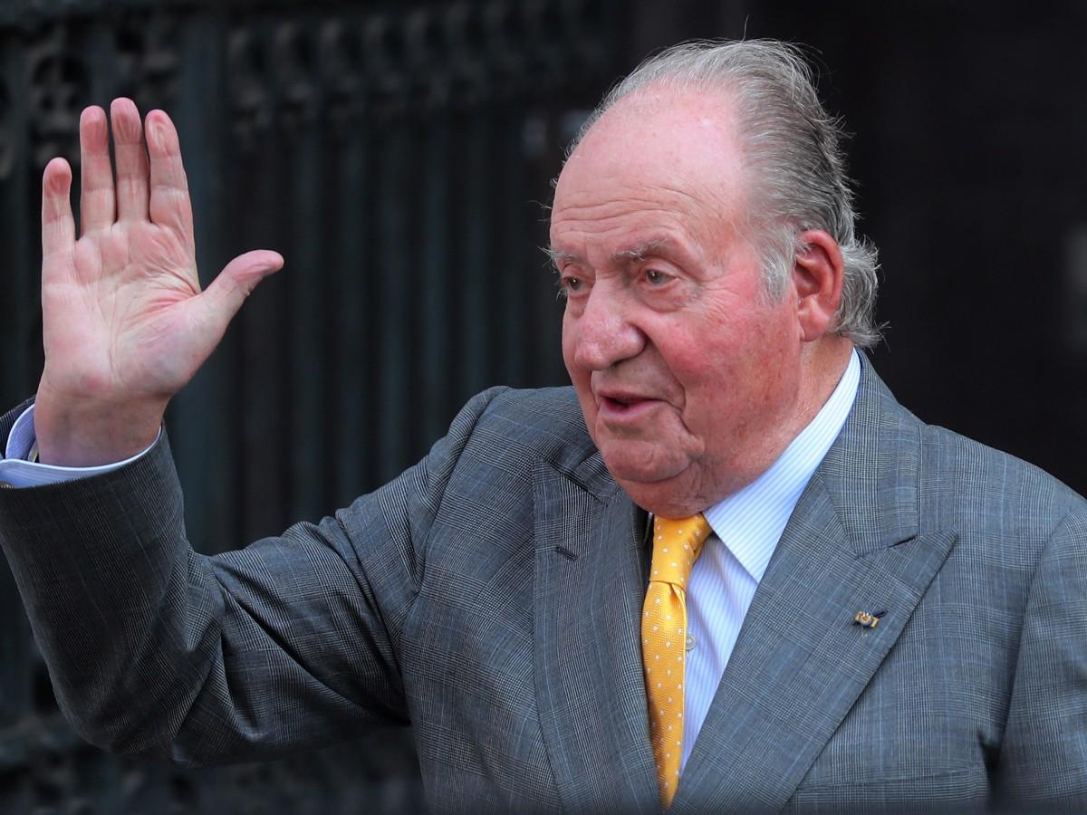 Juan Carlos I paga a la Hacienda española una deuda de $820,000