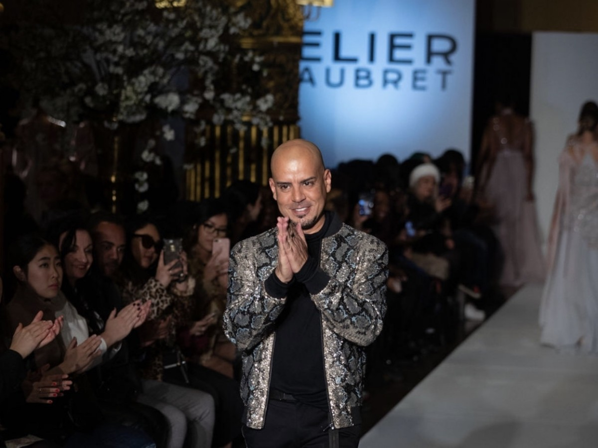 Elier Aubret regresa al New York Fashion Week