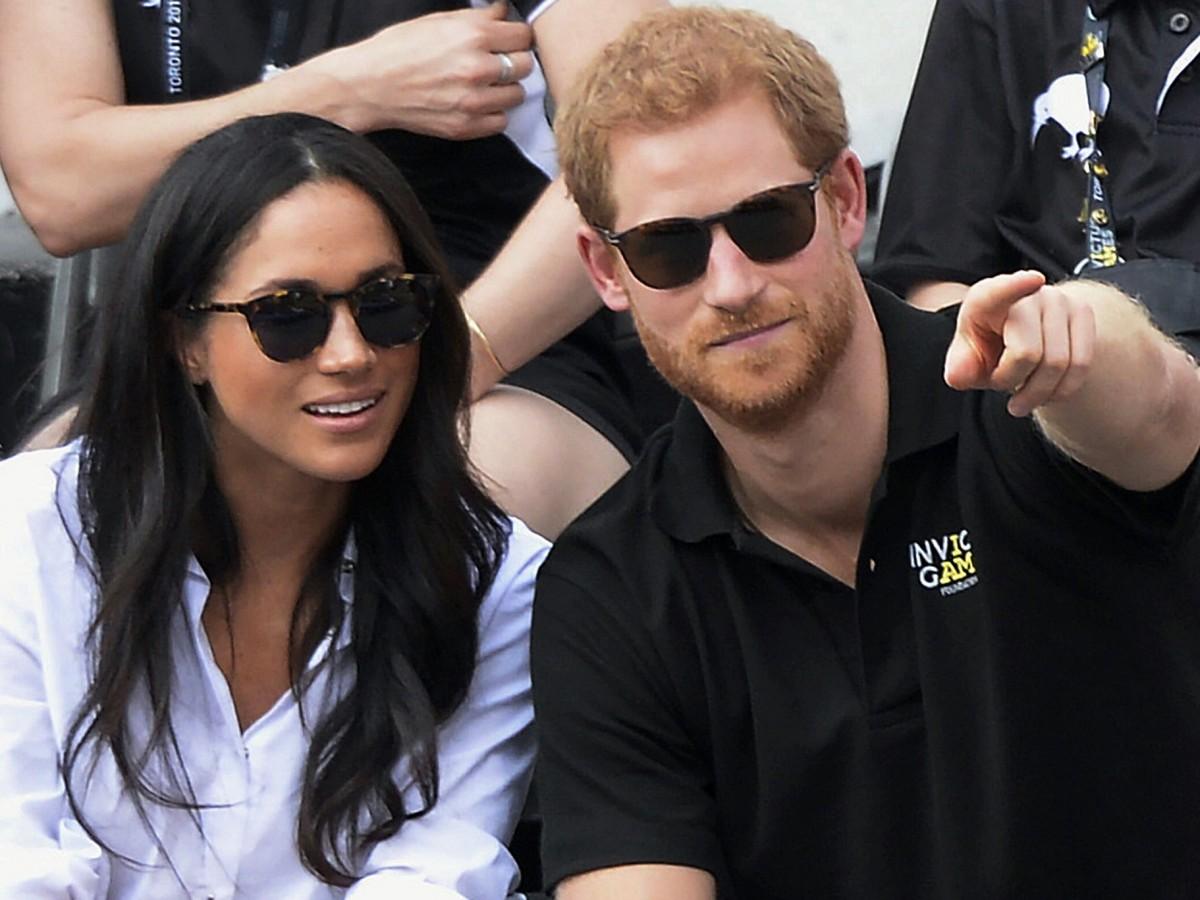 Meghan Markle y Archie apoyan al príncipe Harry en partido de polo