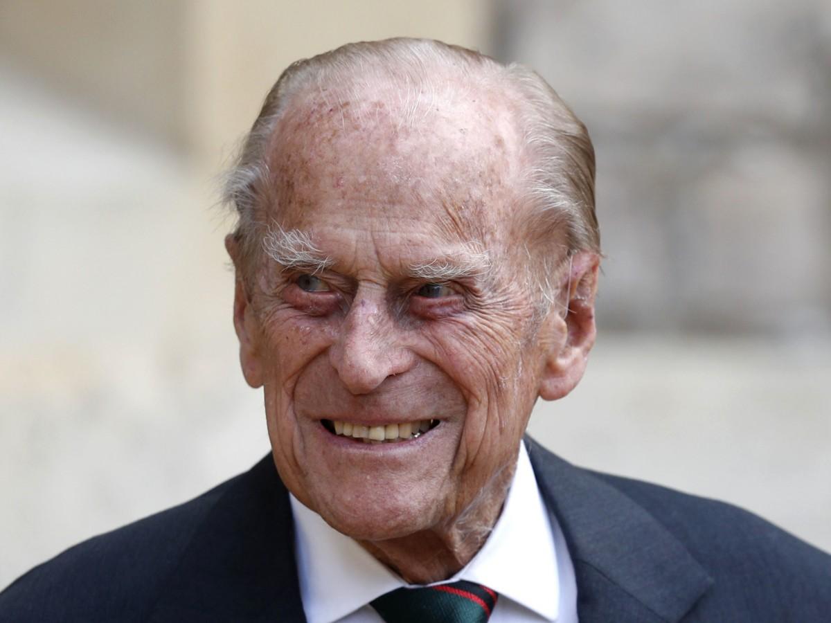 Muere el príncipe Philip, esposo de la reina Elizabeth II