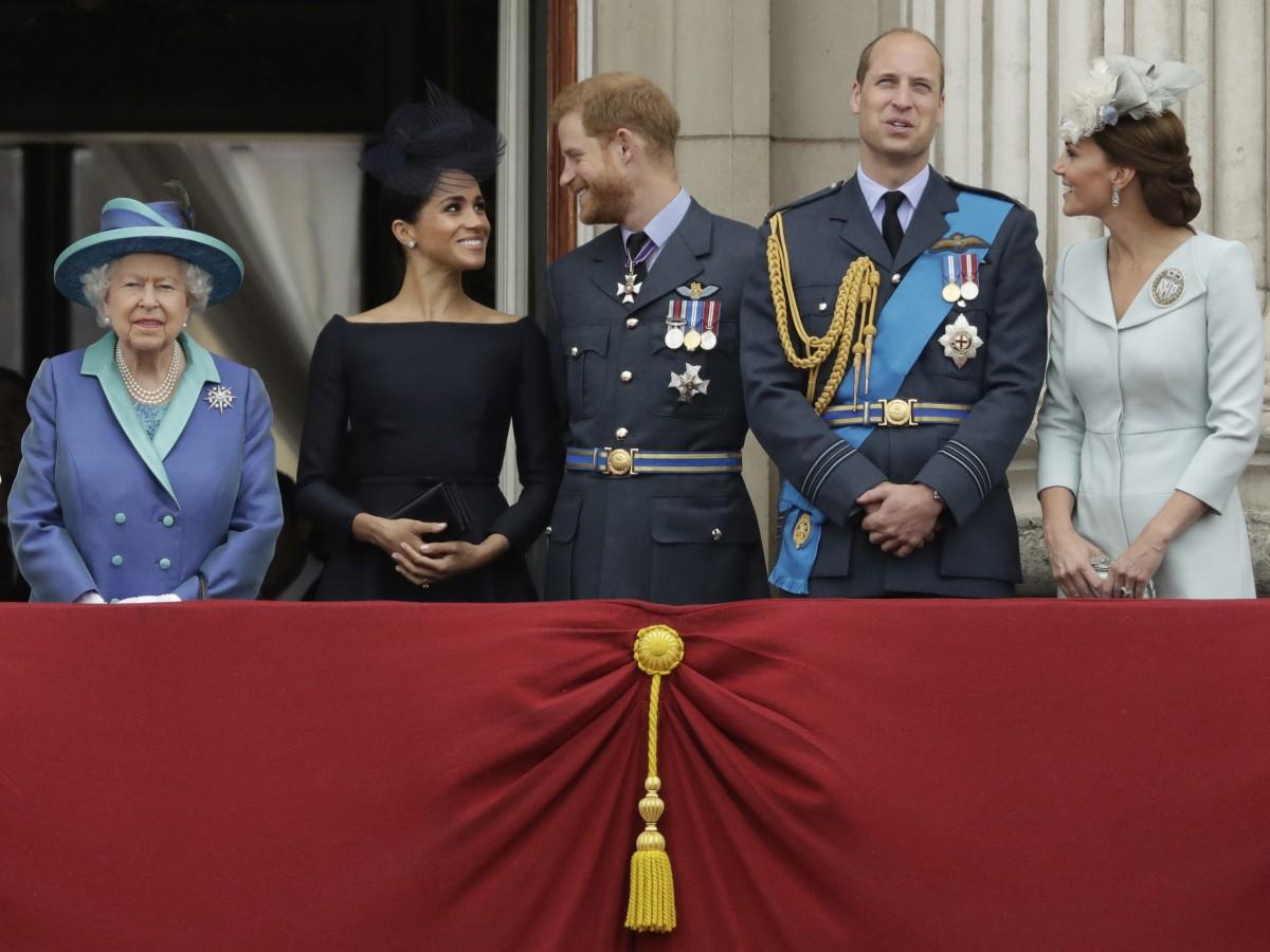 El padre de Meghan no cree que la familia real sea racista