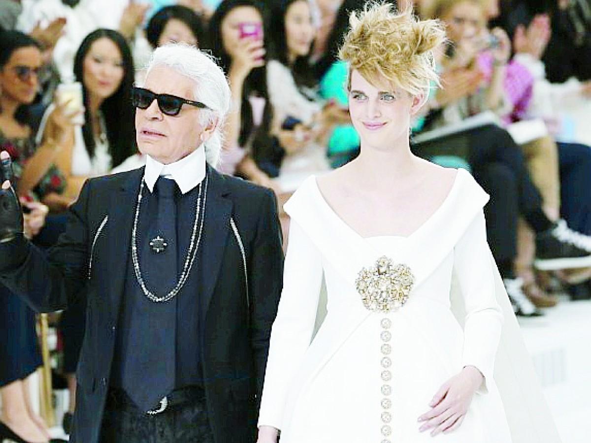 """Premio de moda del emporio Louis Vuitton se llamará """"Karl Lagerfeld Prize"""""""