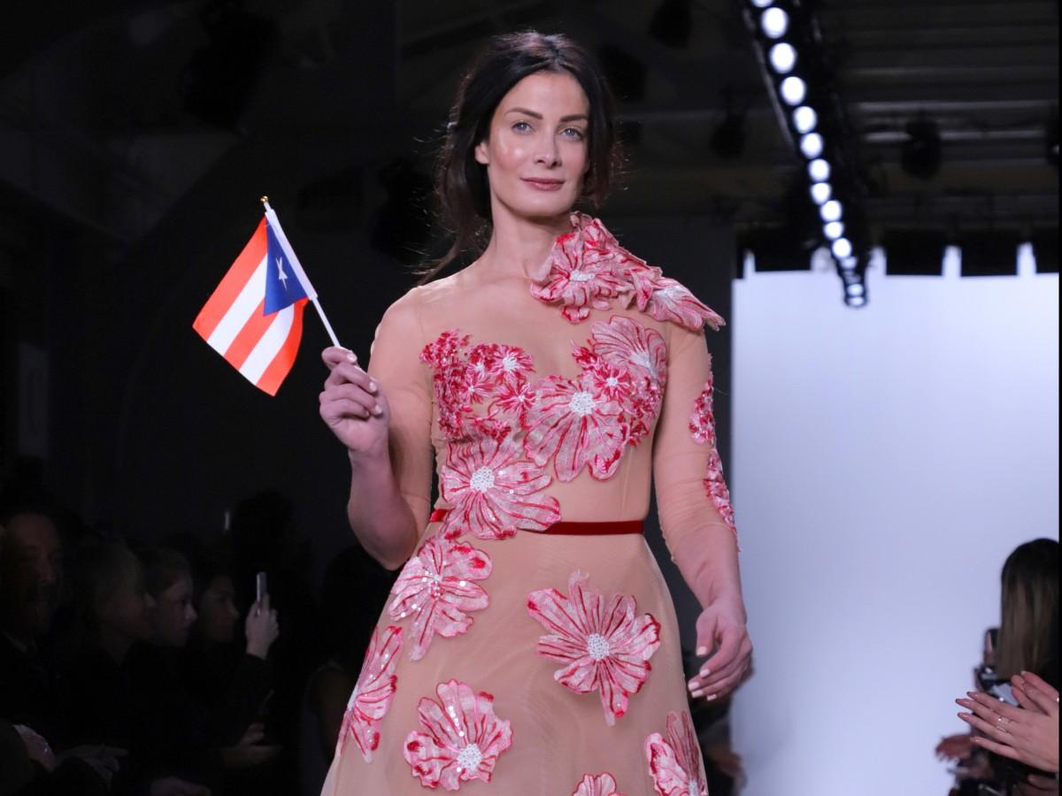 Subastarán vestido de Stella Nolasco para apoyar a los comerciantes del sur