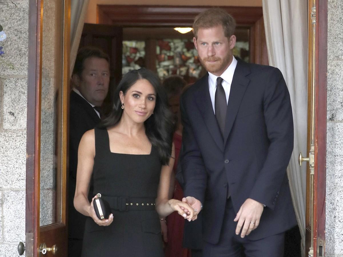 El príncipe Harry y Meghan se preparan para su visita a África