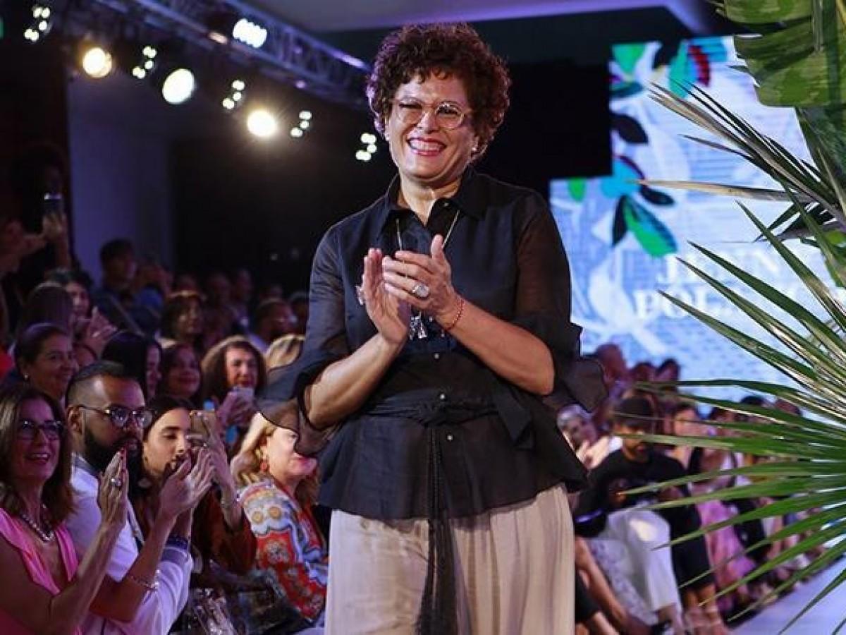 Fallece la diseñadora dominicana Jenny Polanco a consecuencia del coronavirus