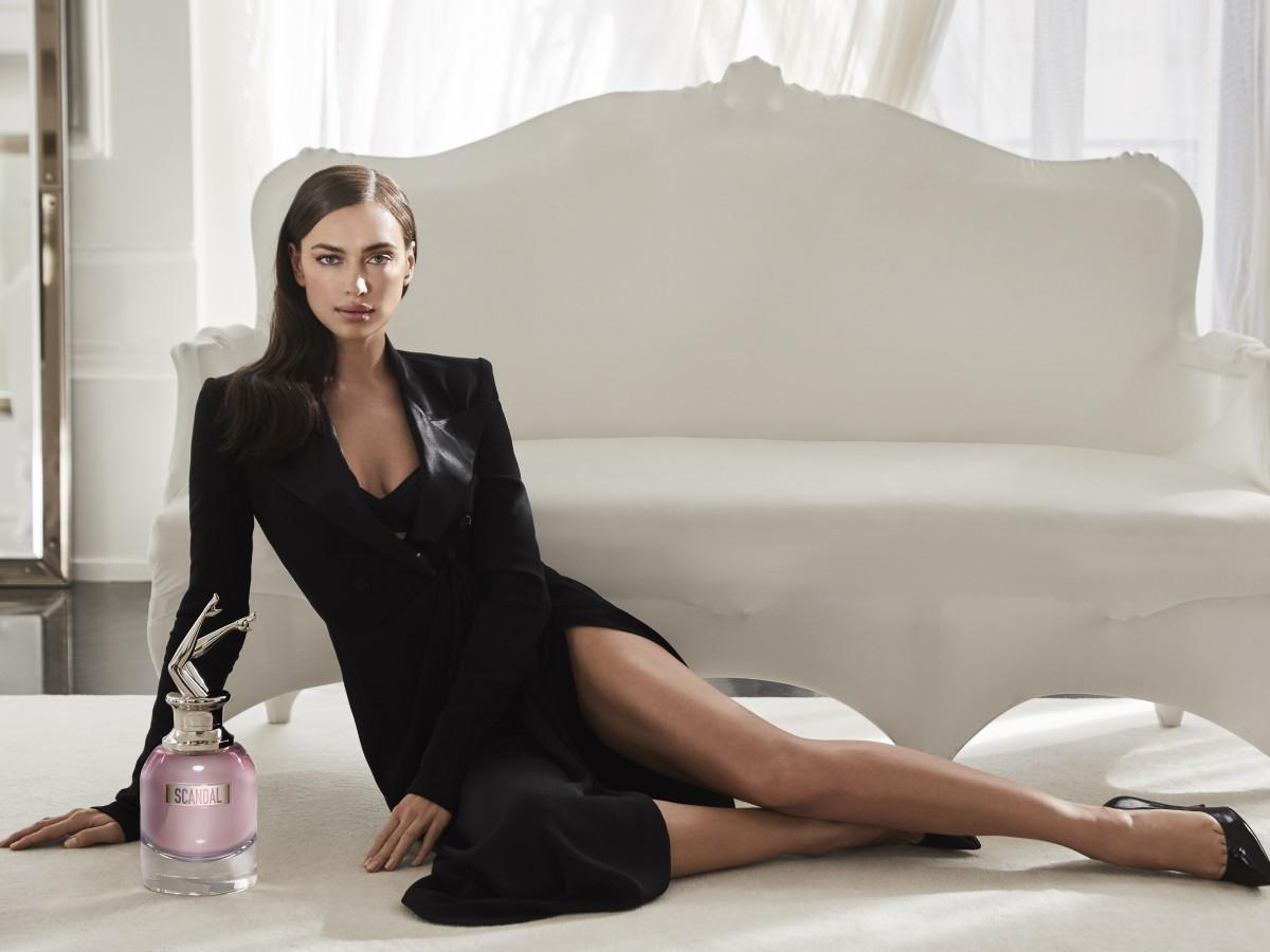 Irina Shayk: la nueva musa de las fragancias de Jean Paul Gaultier