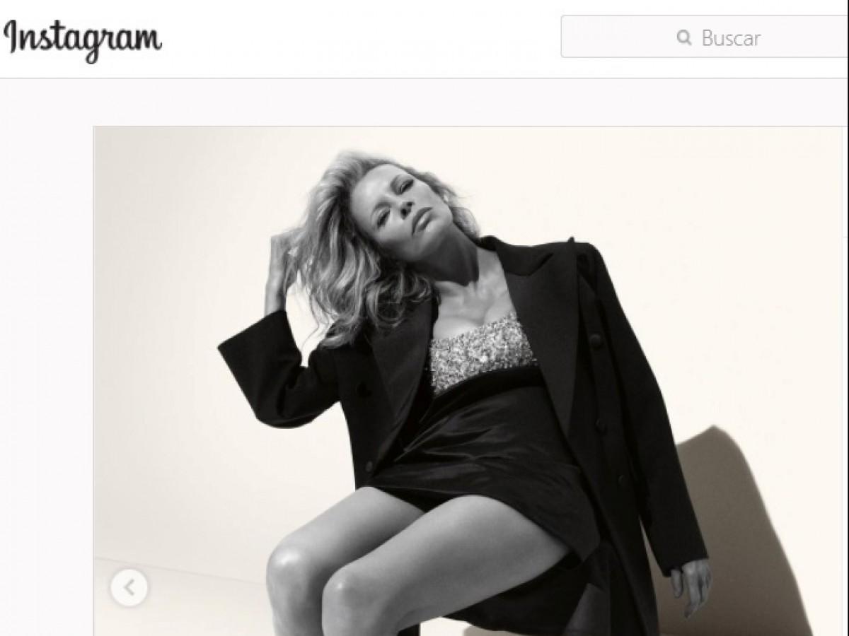 Kim Basinger vuelve a sus orígenes como modelo con Miu Miu