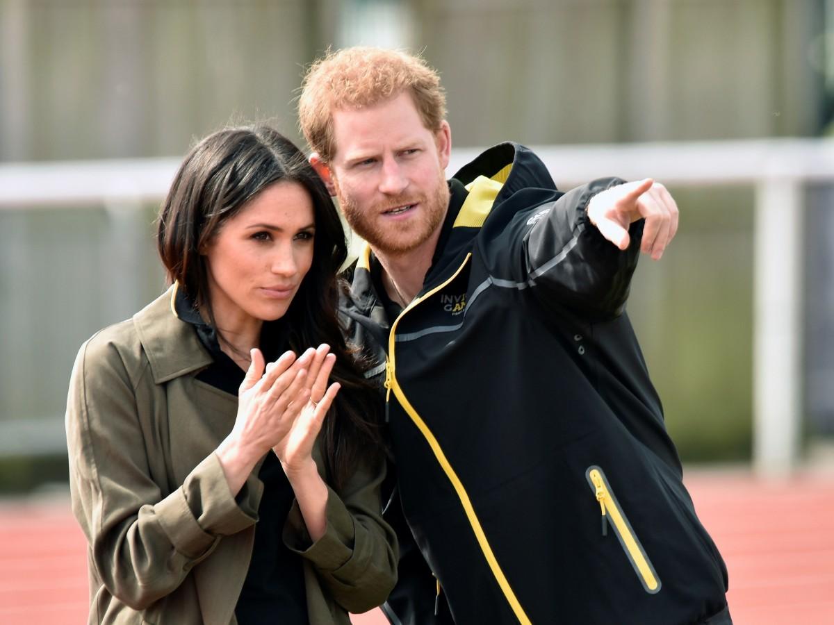 La Casa Real británica teme la onda expansiva de la entrevista de Enrique y Meghan