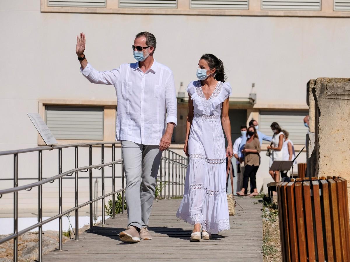 """La familia real española pone fin a un verano """"diferente"""""""
