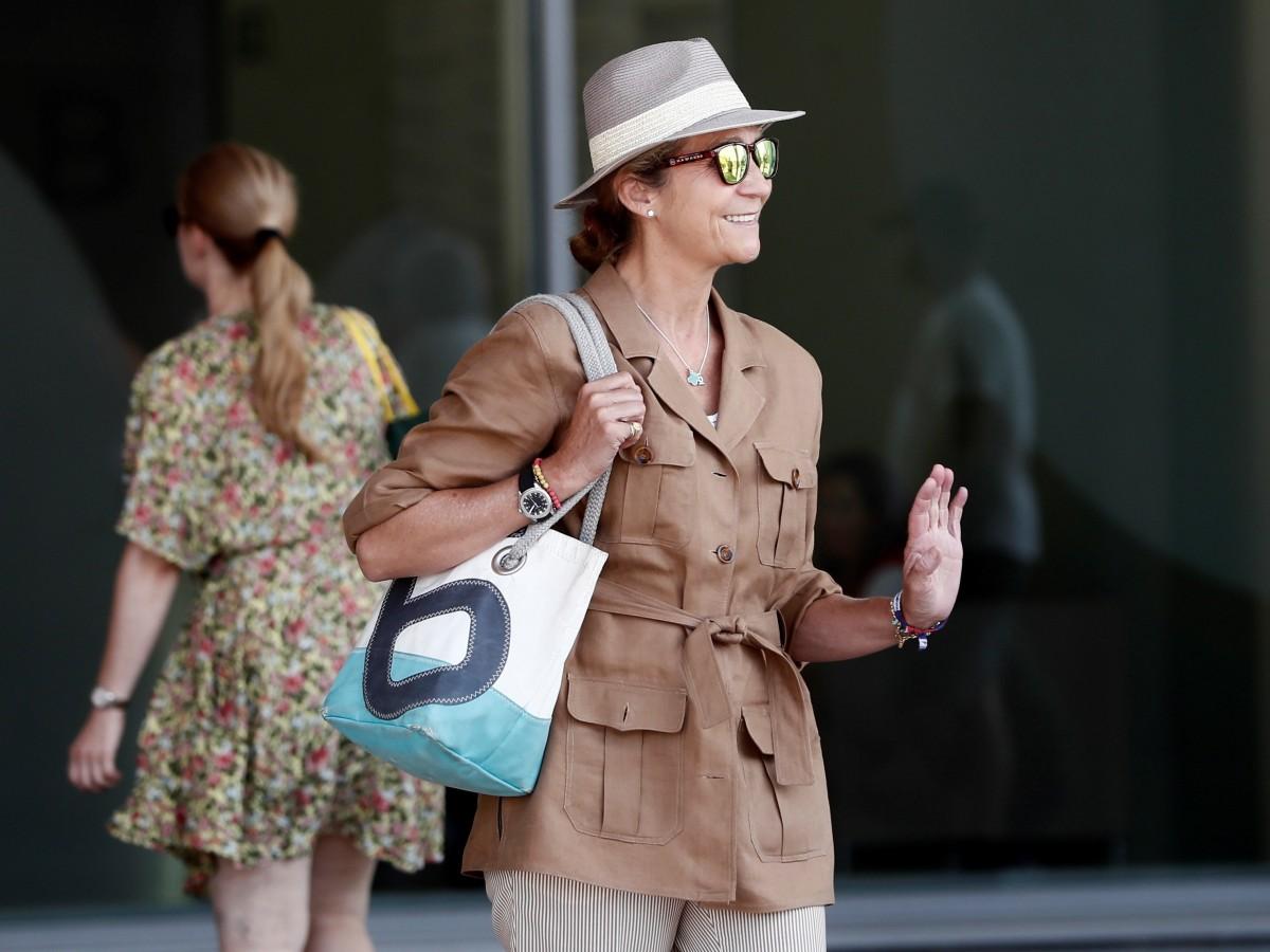 Infanta Elena visitará Puerto Rico para seguir los proyectos de la Fundación Mapfre