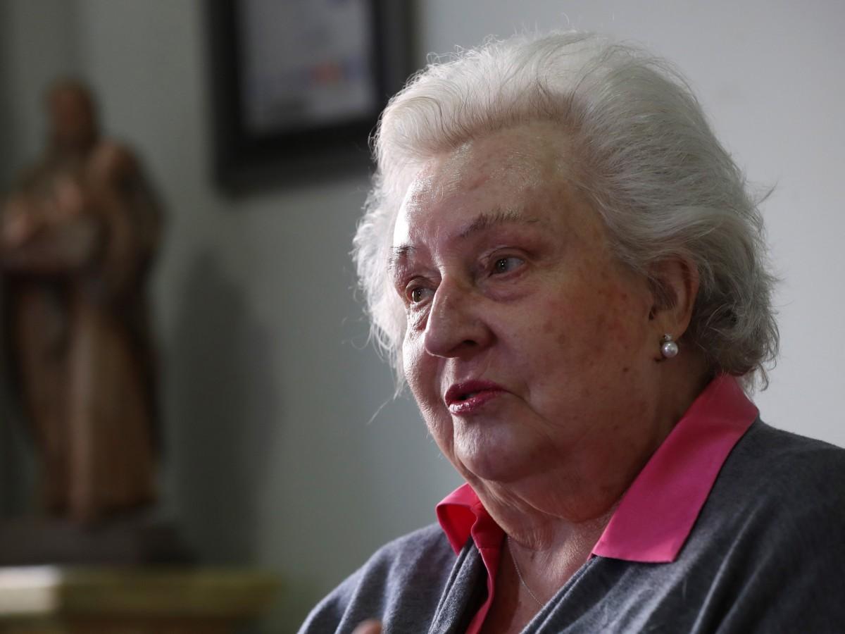 Fallece la infanta Pilar, tía del rey de España