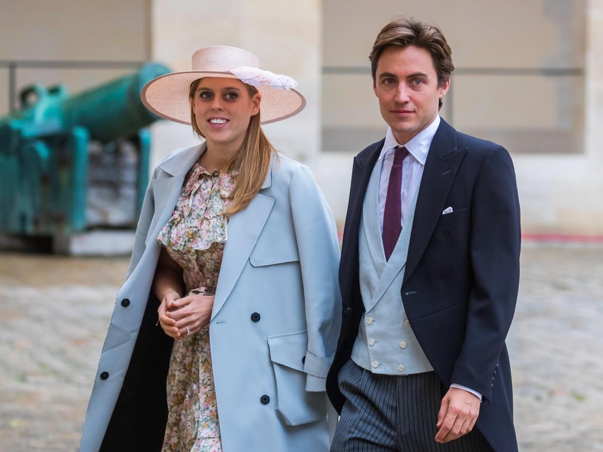 Realeza británica: la princesa Beatrice espera su primer bebé