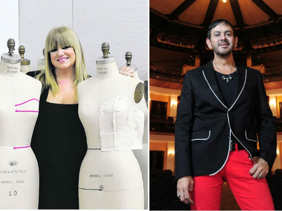 Lisa Thon y Eddie Guerrero llevan su moda a España