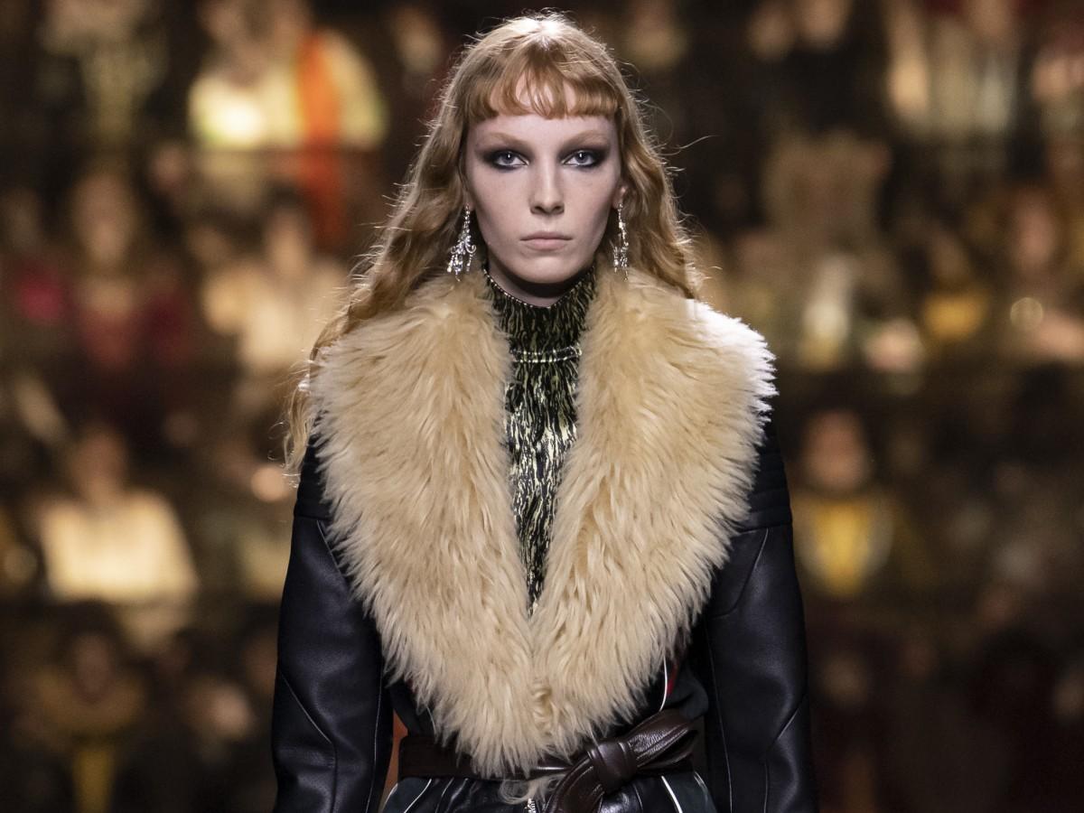 Choque de estilos en la colección otoño-invierno 2020 de Louis Vuitton