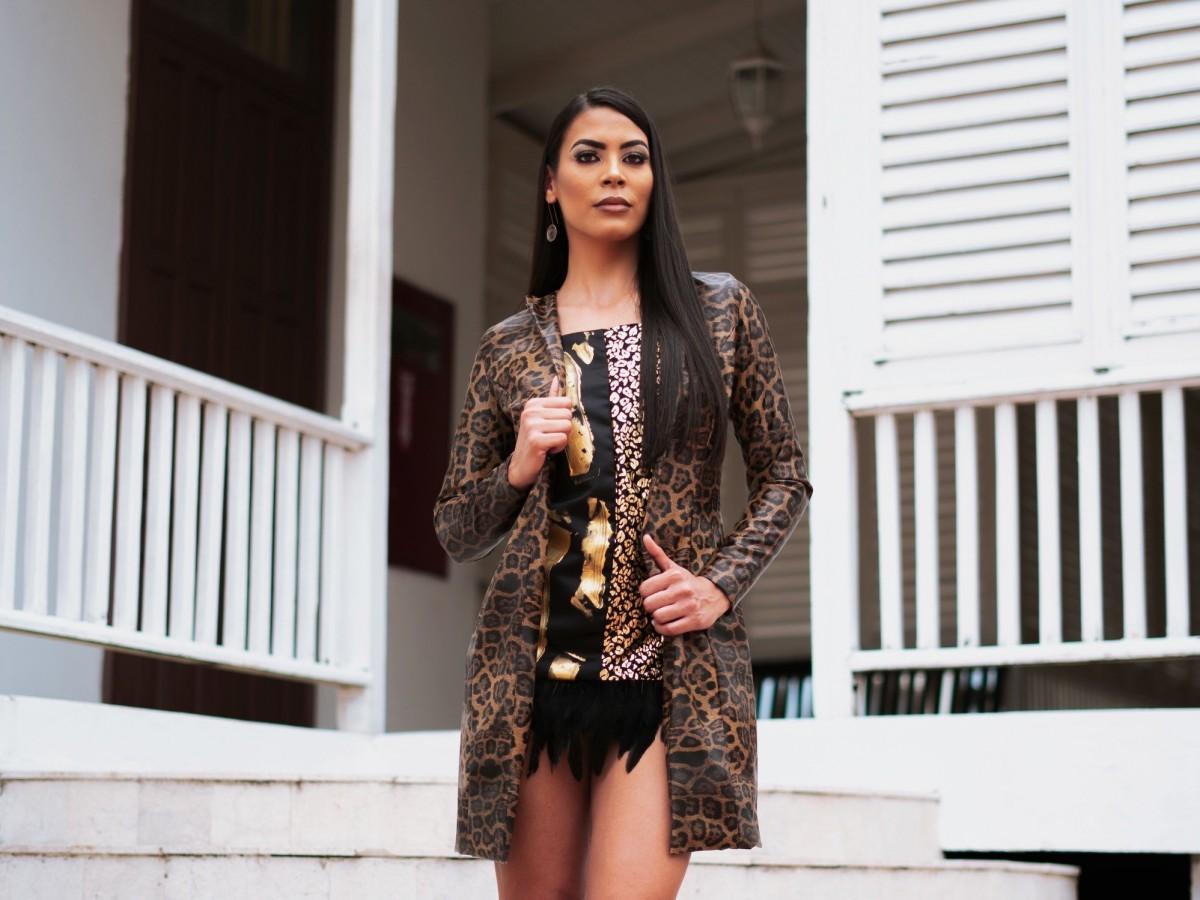 Matrimonio ponceño lanza su primera colección de moda