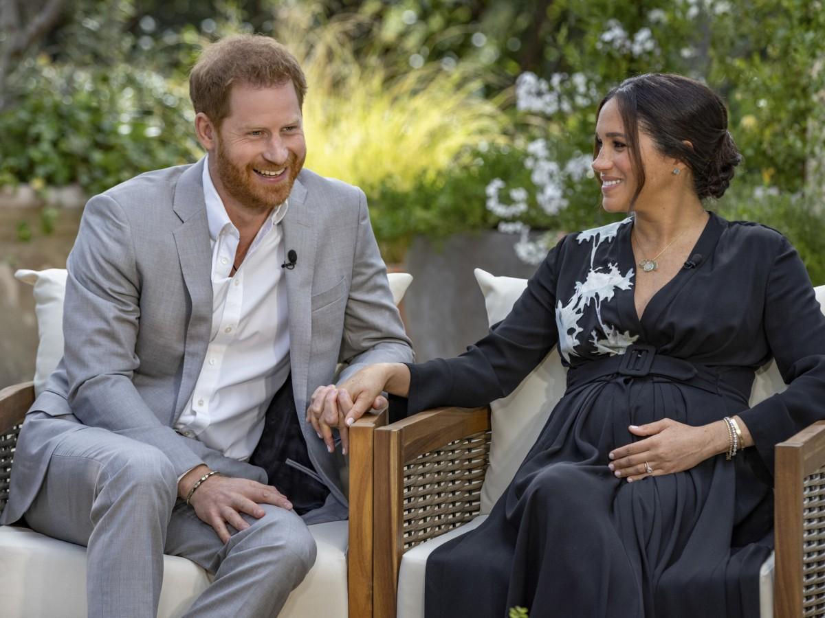 Harry y Meghan anuncian el nacimiento de su hija