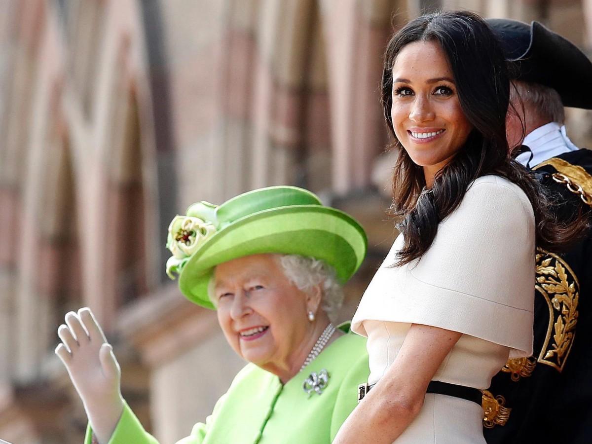 La familia real felicita a Meghan Markle por su cumpleaños