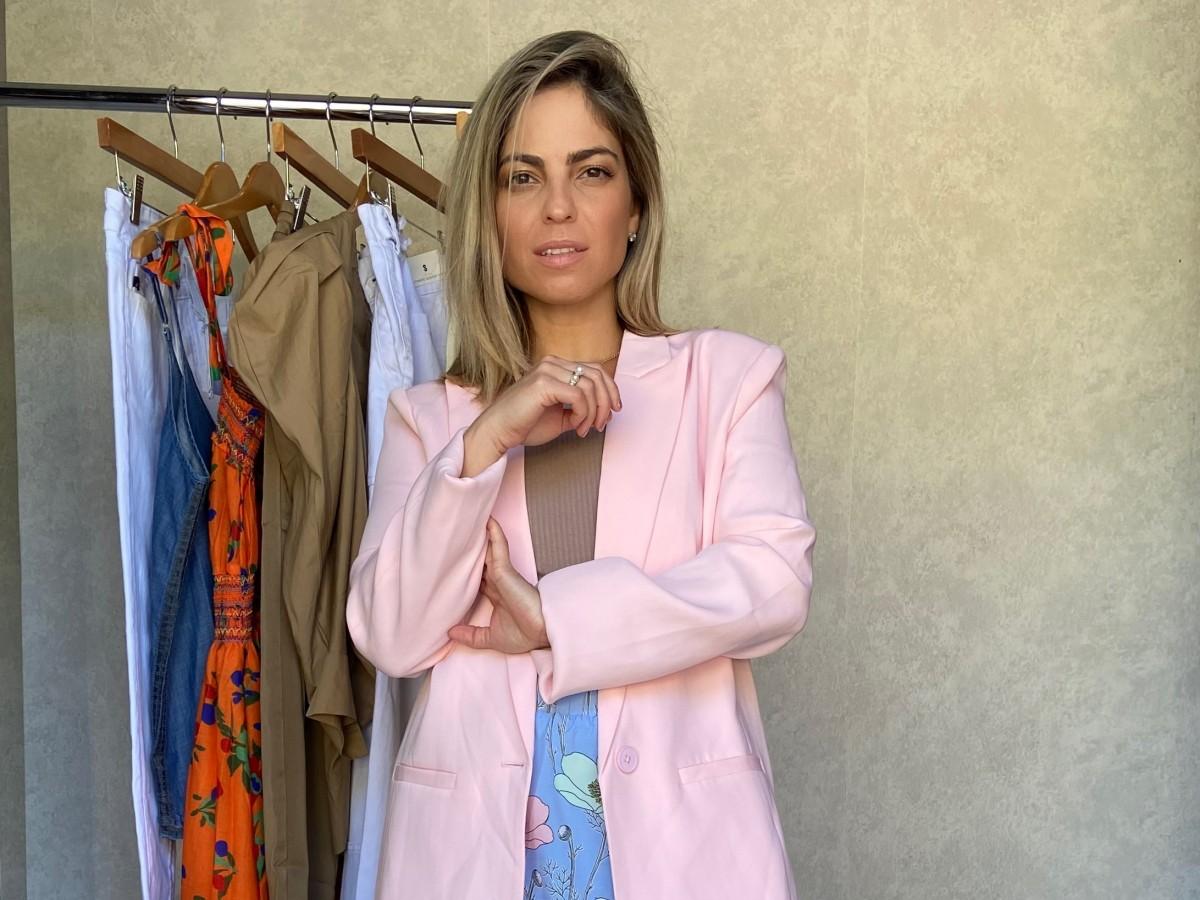 La empresaria Janitza Ubiñas mudó la boutique a su casa