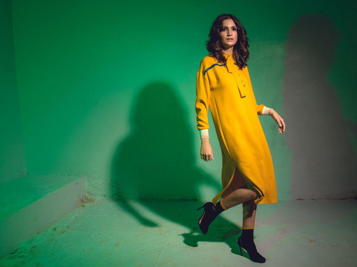 0f77840f24 Miriam Budet se inspira en el Salmo 23 para su nueva colección de  otoño-invierno
