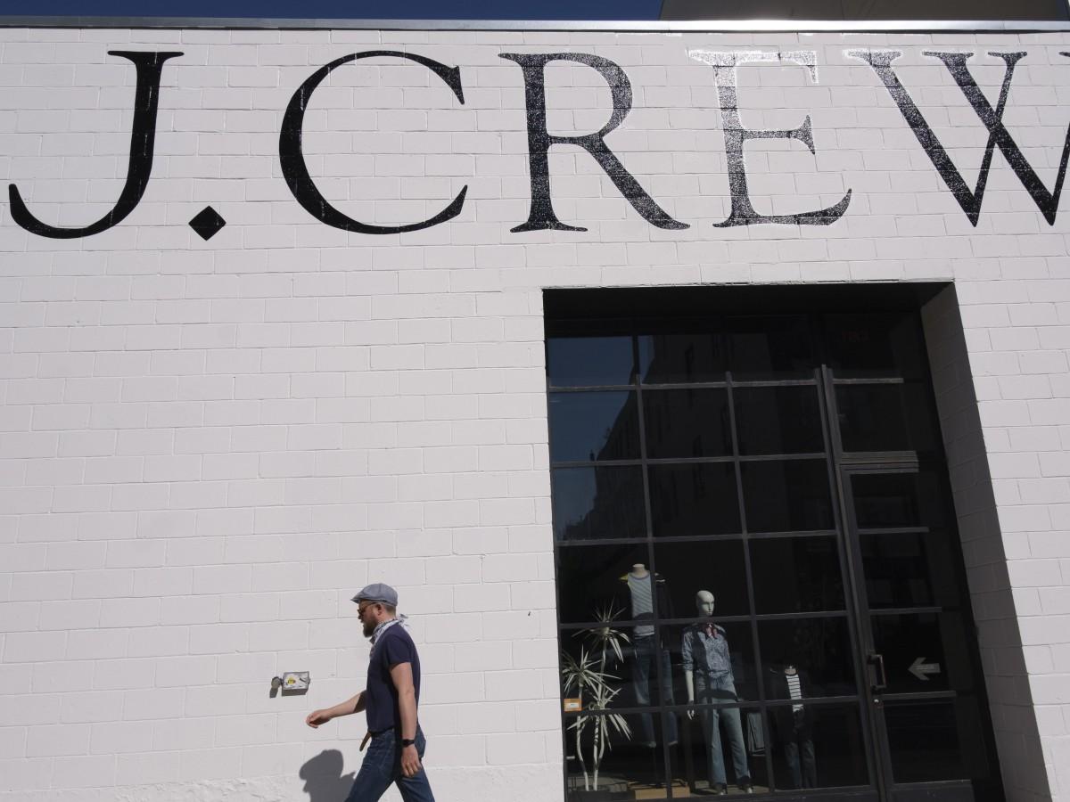 J. Crew se declara en bancarrota por el COVID-19