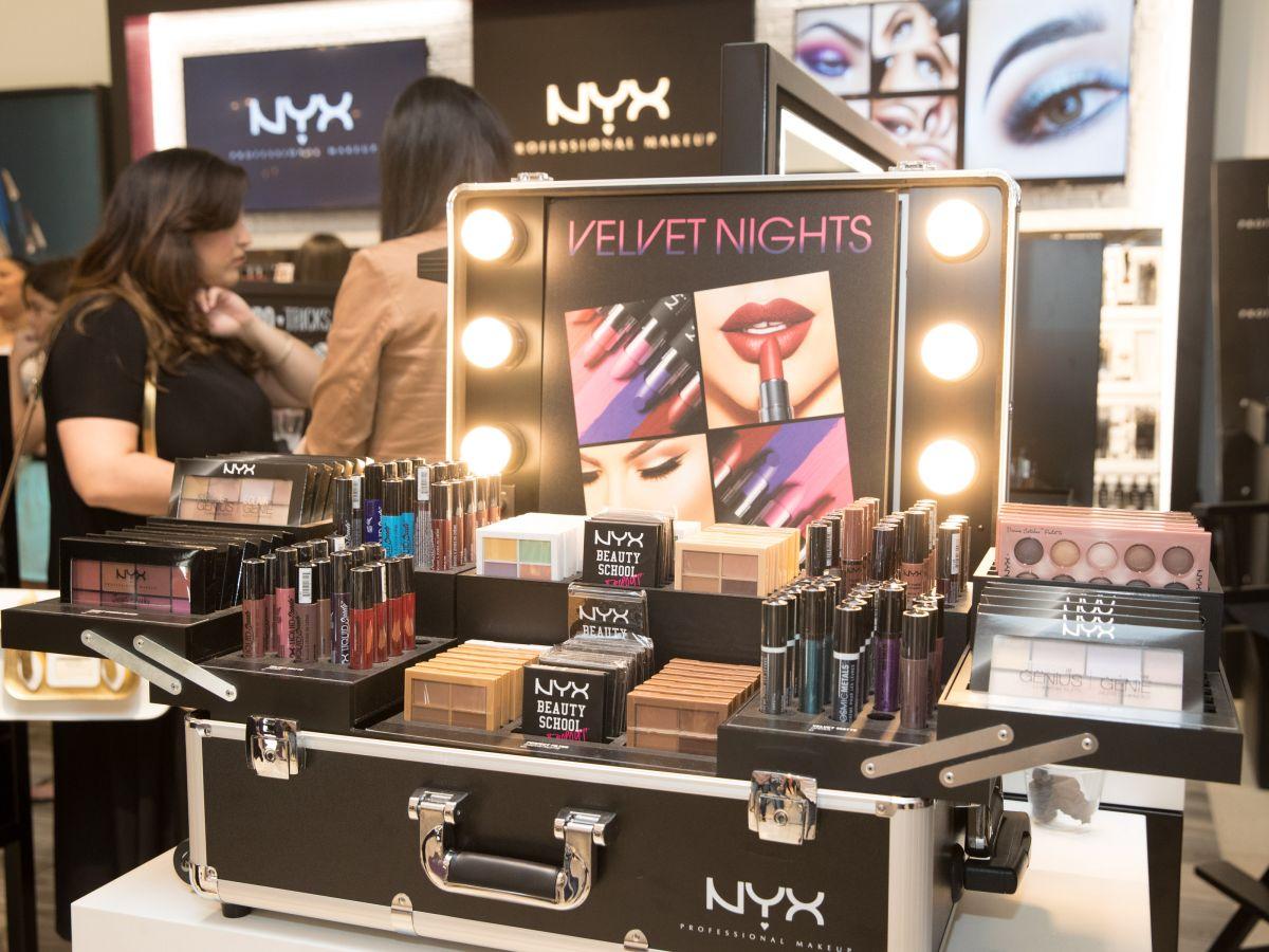 Abre la primera tienda de NYX Professional Makeup en Puerto Rico
