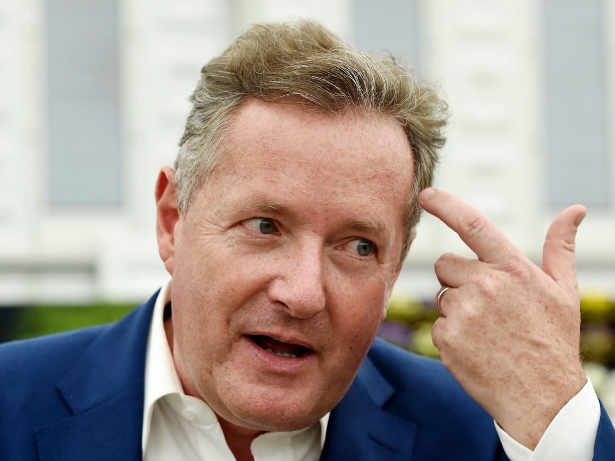 """Periodista Piers Morgan abandona """"Good Morning Britain"""" y continúa sus críticas contra Meghan Markle"""