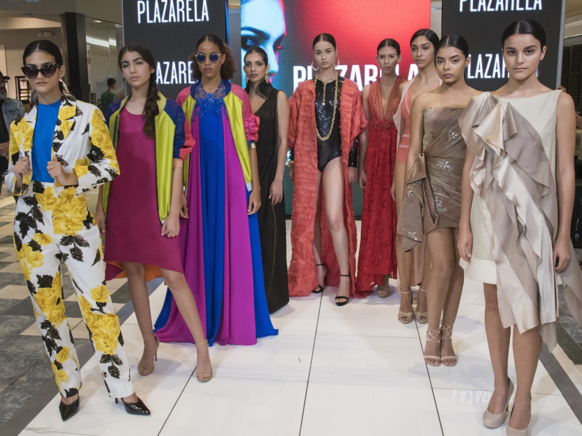 Entérate de la últimas tendencias de moda en Plazarela