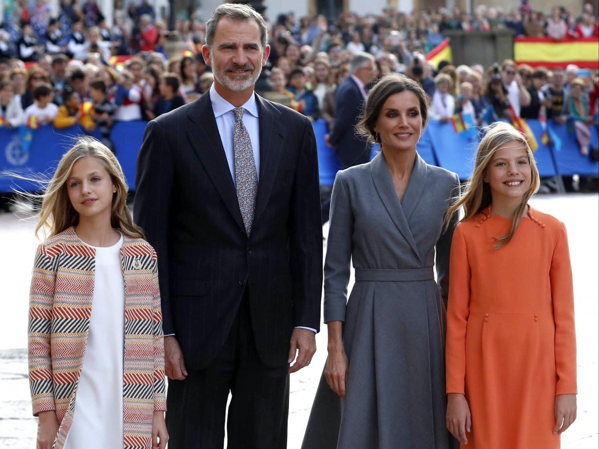 Leonor de Borbón debuta en los actos relacionados a los Premios Princesa de Asturias