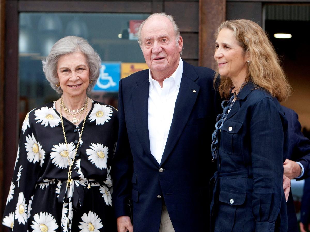 Al quirófano el rey Juan Carlos de España