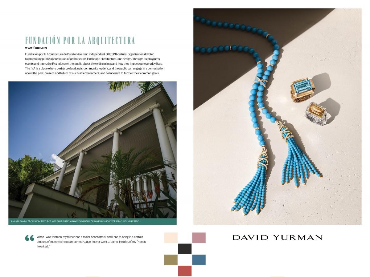 Presentan el nuevo Holiday Book de Reinhold Jewelers