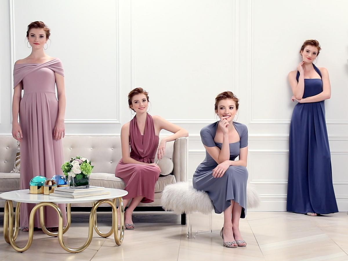 Diseñador puertorriqueño crea un vestido que puede lucirse de 13 maneras distintas