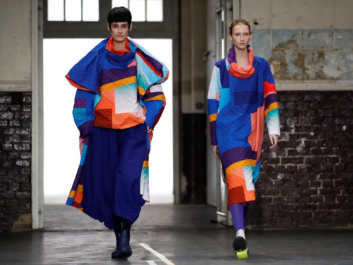 El legado de los diseñadores japoneses le gana terreno al clasicismo de París