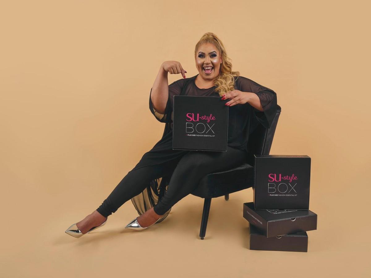 Suzanne Ujaque presenta soluciones para las mujeres de talla grande