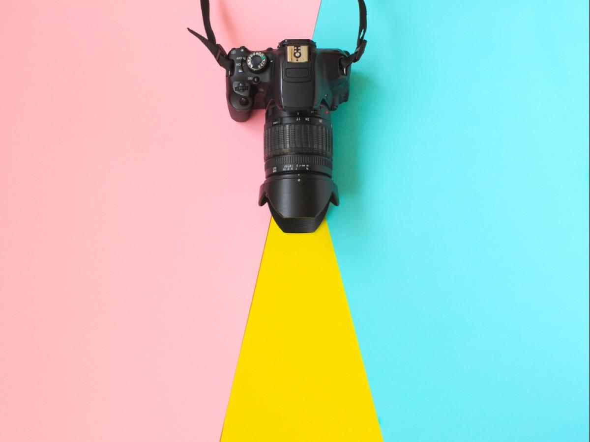La fotografía de moda se transforma en cuarentena