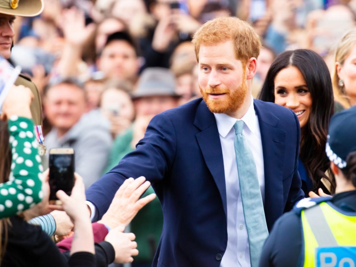 Harry y Meghan llamaron a la reina Elizabeth ll por sus 94 años