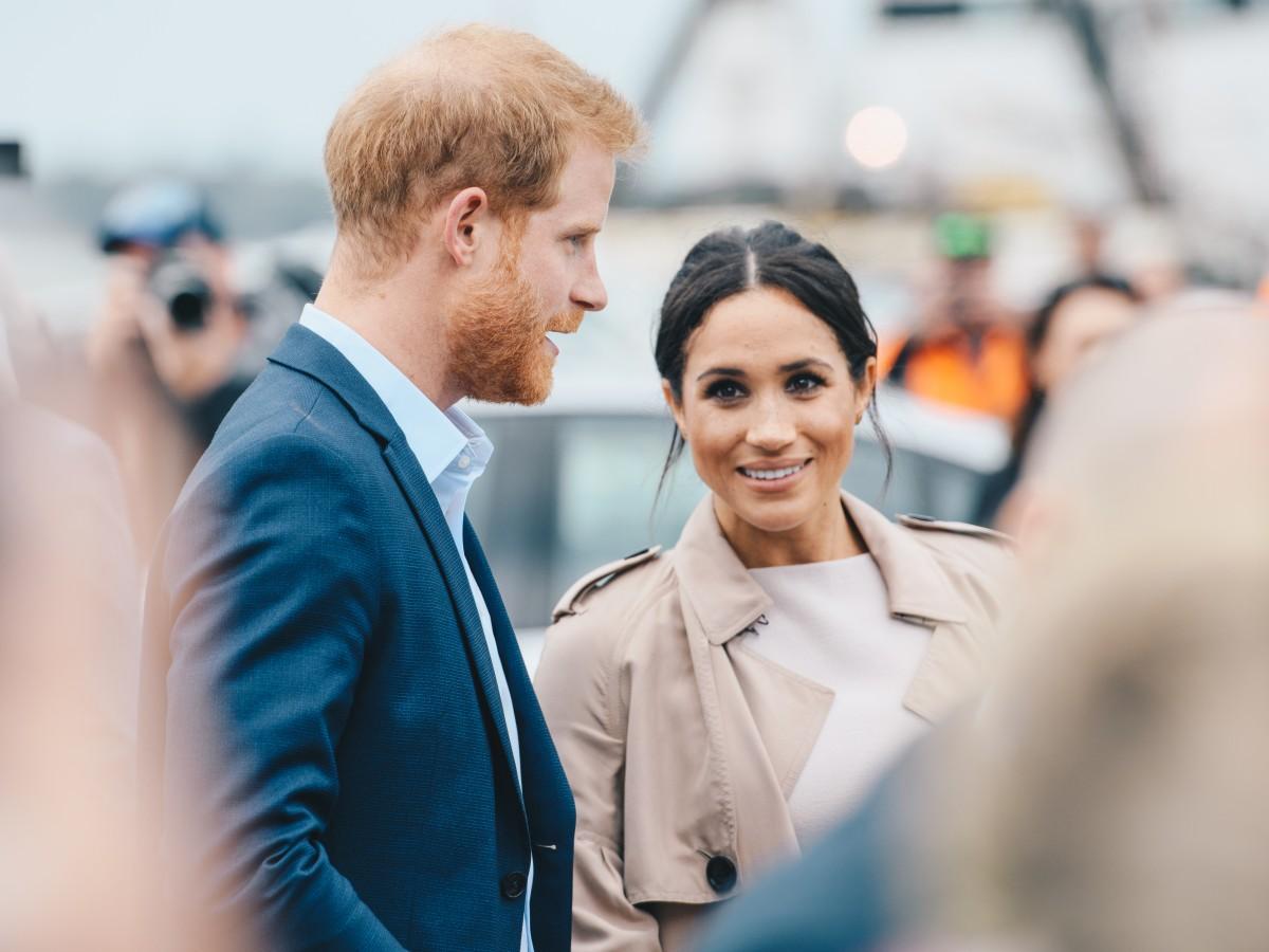 El último compromiso monárquico de Harry y Meghan
