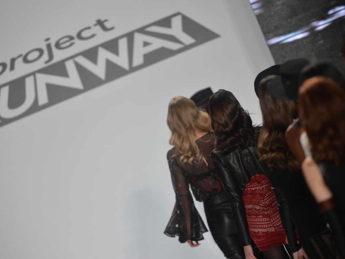 "Arranca la nueva temporada de ""Project runway"""