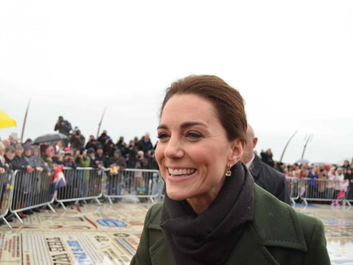 Aseguran que Kate Middleton se siente  orgullosa de ser la representante visible de la monarquía británica