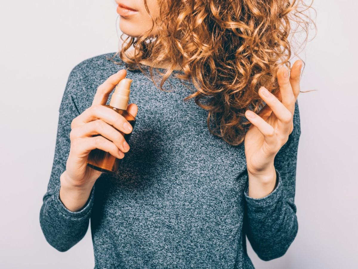 """¿Son necesarias las """"gotitas"""" para el cabello?"""