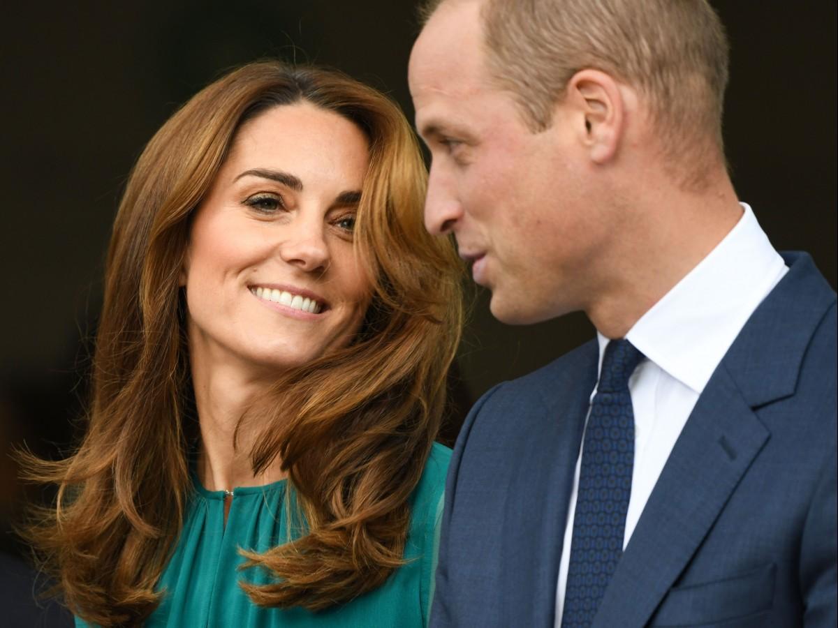 Los duques de Cambridge visitan Irlanda en su primer viaje oficial
