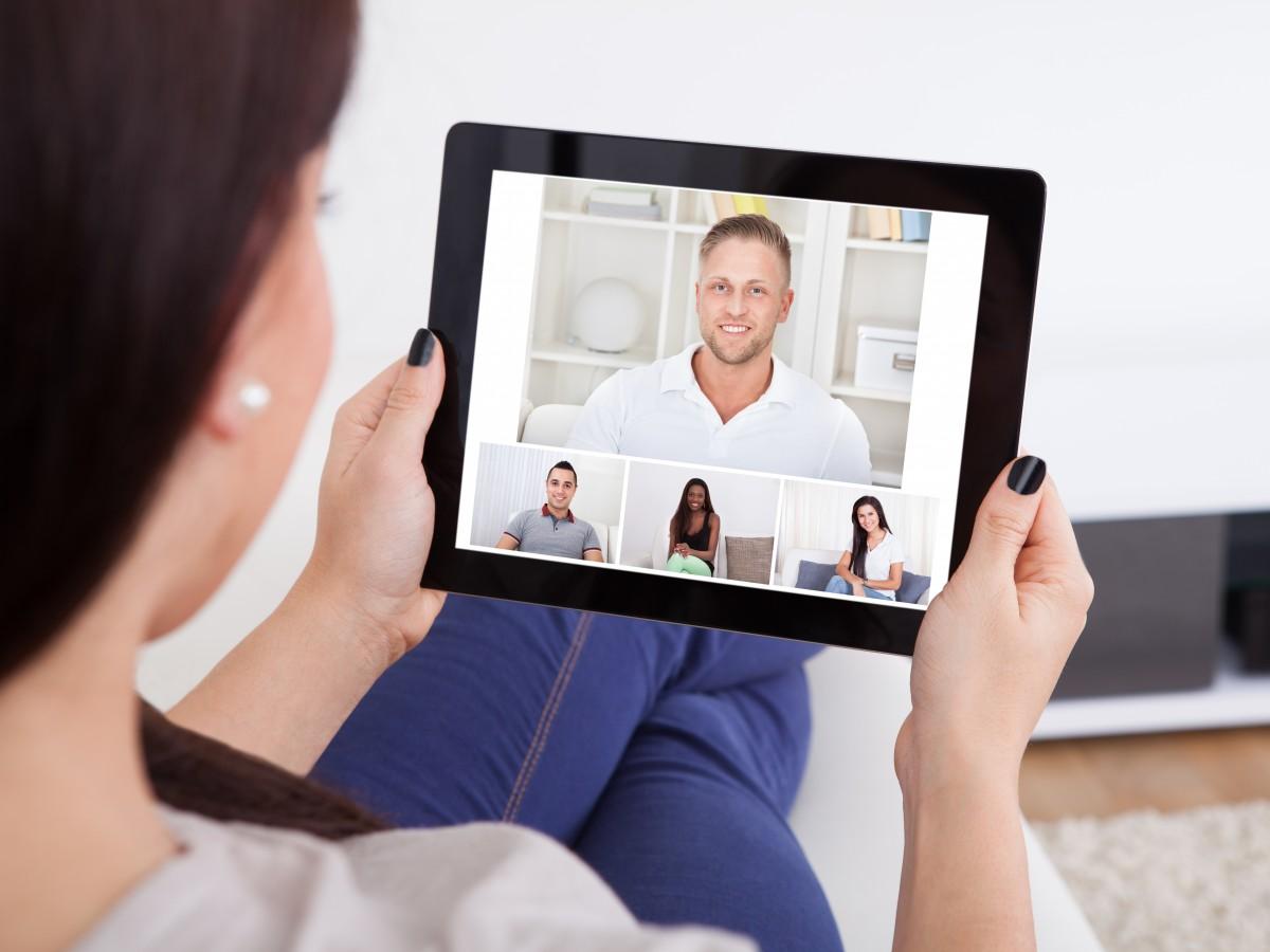 6 técnicas para que domines la práctica de hacer videollamadas en grupo