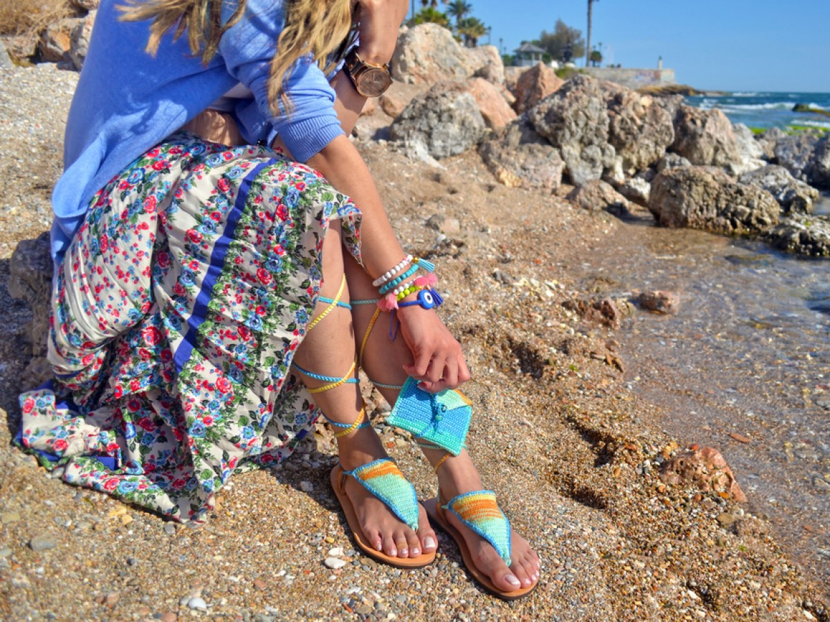 Prepara tus pies para la temporada de sandalias