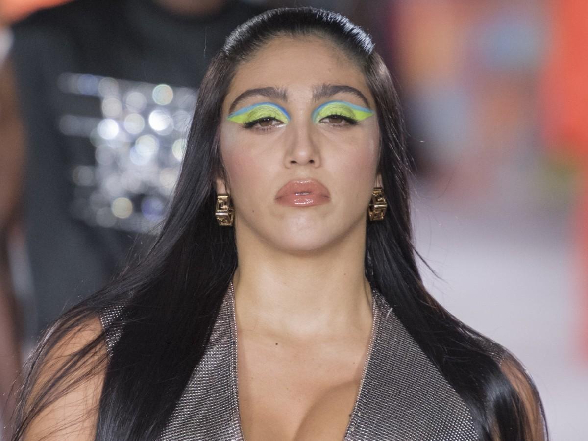 Lourdes León busca separar su camino del de su madre, la famosa cantante Madonna