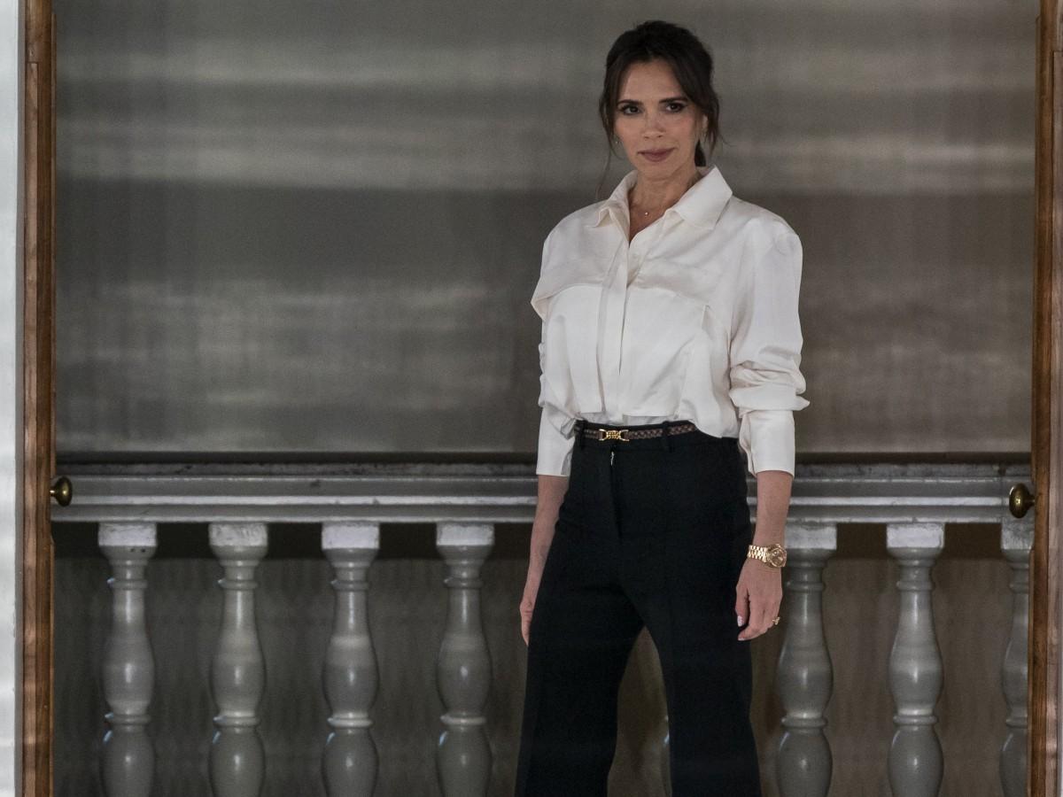 Victoria Beckham se retracta y rechaza las ayudas del gobierno