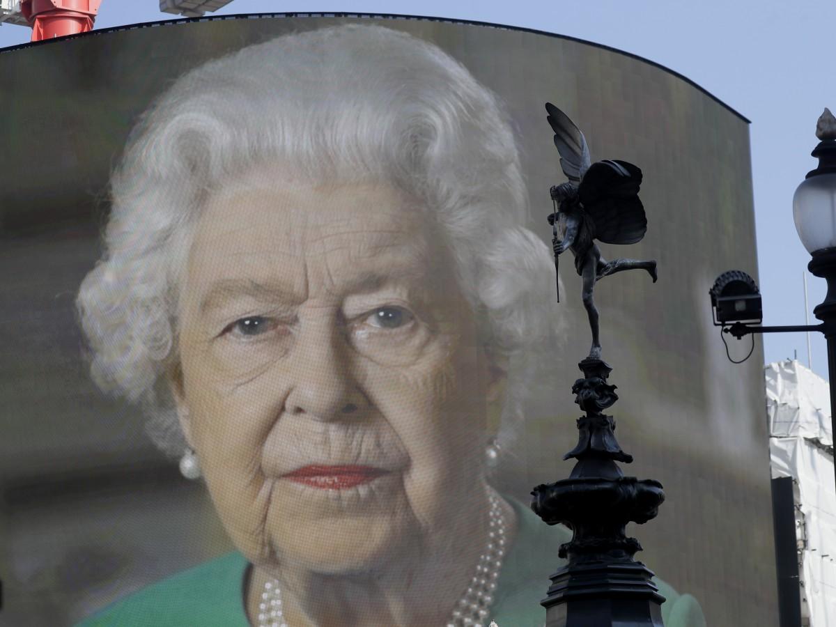 """Elizabeth II asegura que """"el coronavirus no nos vencerá"""""""