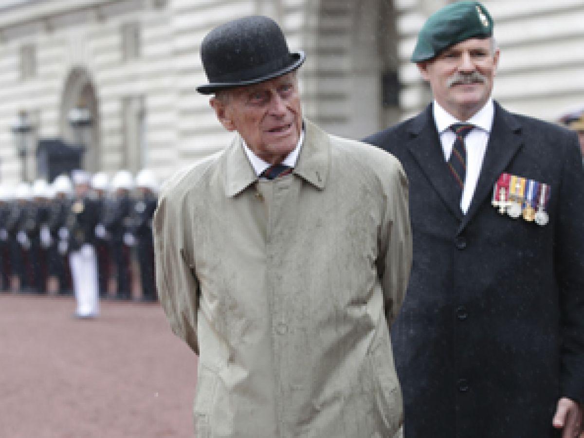 El príncipe Philip dice adiós a los compromisos públicos