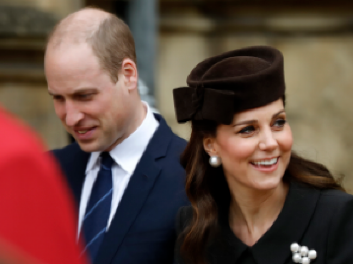 Reglas de moda de la Familia Real británica